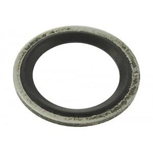 Кольцо кондиционера 25,2 мм (металлическое прорезиненное) SAAB 9-3 SS