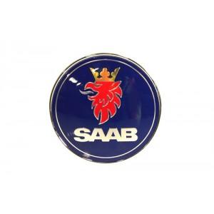 "Эмблема капота (нового образца) Saab 900. 9-3OG / 9000 ""SAAB"""