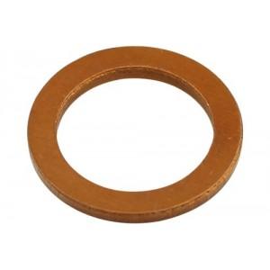 Медное кольцо 20мм