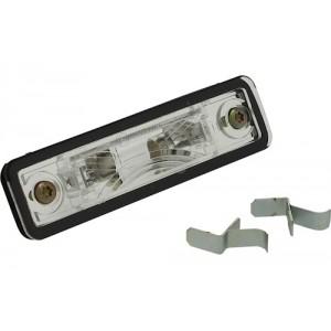 Плафон освещения номерного знака SAAB 900/9000