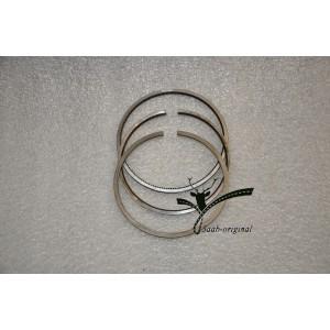 Комплект поршневых колец на 1 поршень 9000(1990-1991, B234), 9-3 (1998-2002) стандарт дизель