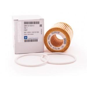Фильтр масляный SAAB 9-3. 9-5 1.9 Дизель (Z19DT. Z19DTH)