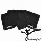 Коврики текстильные черные (комплект 4 шт) SAAB 9-3 2008--