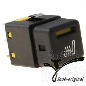 Кнопка заднего обогрева сидений SAAB 9-5 / SAAB 900/9-3 1995-2003г