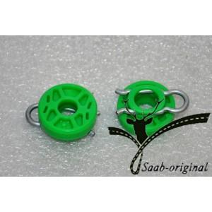 Ролик стеклоподъемника SAAB 900 NG (1994-1998) . 9-3 NG (1998-2003) . SAAB 9-5